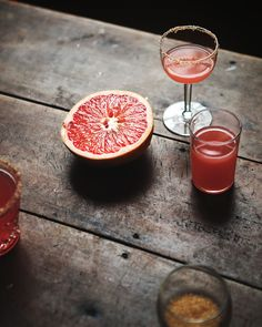 Bittersweet Greyhound - Vodka, Grapefruit Juice, Campari, Soda Water, Raw Sugar.