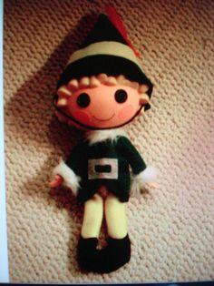 Buddy the Elf Lalaloopsy