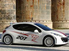 Peugeot 207 RCup - 2006
