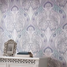 Graham & Brown offers a wide selection of Damask wallpaper and wall coverings for your home. Shop for modern design wallpaper and Damask wall coverings now. Discount Wallpaper, Cheap Wallpaper, Damask Wallpaper, Home Wallpaper, Designer Wallpaper, Wallpaper Ideas, Octagon Window, Inspirational Wallpapers, Blue Wallpapers