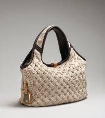 Resultado de imagen para patrones de bolsas tejidas