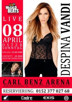08 April 2012, Live @ Stuttgart Germany