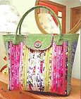 Anything Goes Tote Bag Pattern by Aunties Two