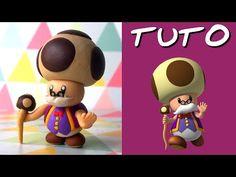 TUTO FIMO | Papy Champi (de Mario) - YouTube