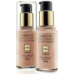 Face Finity All Day Flawless 3-in-1 Foundation
