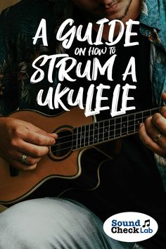 Learning how to strum a Ukulele is the first step to playing songs. Here is our guide for beginners/ dummies on how to properly strum a Ukulele. Music Writing, Writing Tips, Guitar Reviews, Digital Piano, Soul Music, Fun To Be One, Ukulele, Musical Instruments, Read More