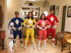 Go go Power Rangers ⚡️