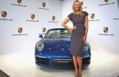 "Tennis star Maria Sharapova has now been roped in as brand ambassador for Sports car maker Porsche AG. The cooperation is initially signed for three years and involves a global communications campaign. Speaking on finalizing Maria Sharapova as the company's brand ambassador at explaining presentation in Stuttgart, Matthias Mueller, CEO of Porsche AG said, ""Maria Sharapova is an exceptional athlete. She combines top performance in her sports with elegance and power. #PorschesCars"