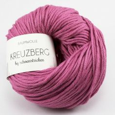 "100% Natur aus Berlin ""Kreuzberg"": 100% supersoft Cotton/Baumwolle.Made in Italy. 90m/50g, N:5/5,5  PreisIprice:3,95 Euro. We ship to EU & outside."