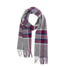 Barbour® Slaley Check Scarf