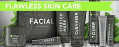It Works Skin Care Line! The It Works Skin Care is a beautifying, botanically based care for your sk Skin Toner, Cleanser And Toner, Facial Cleanser, Moisturizer, It Works Facials, It Works Body Wraps, Exfoliating Peel, Home Remedies For Skin, Stretch Mark Cream