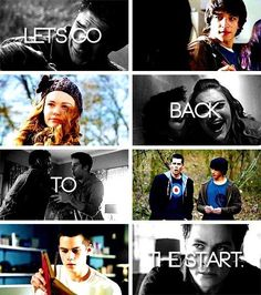 Find images and videos about teen wolf, dylan o'brien and stiles stilinski on We Heart It - the app to get lost in what you love. Teen Wolf Quotes, O Brian, Dylan O'brien, Best Shows Ever, Spirit Animal, Find Image, Barbie, Film, Books