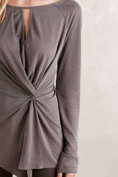 Duetto Top by Deletta | Pinned by topista.com