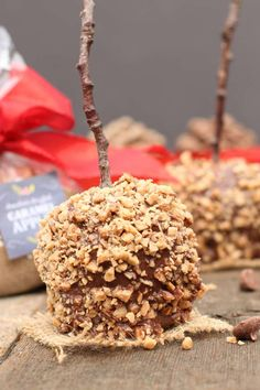 For the second post of our Homemade Holiday series, I introduce you to Gourmet Caramel Apples. These decadent treats are not only for Halloween, but are great holiday gifts. Although they are covered in creamy homemade caramel and dipped in … Continue reading →