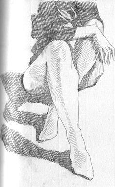 Pencil drawing 11/12/13 - esolomon art