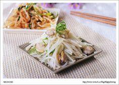 銀芽小菜~ 兩式