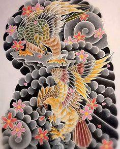 By hori spin #tattoo #horitoratattoo #japanesetattoo #Taiwan  #彫虎刺青#Kaohsiung#台灣#高雄#tattooshop  #彫虎一門 @hori_spin @horitora_tattoo