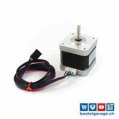Schrittmotor Nema 17 42 x 42mm 0.84A 0.28Nm 42HB34F08AB