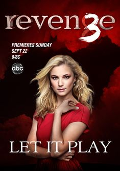 Revenge Season 3 Promo on Behance