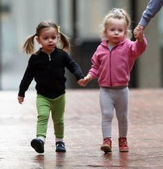 Sarah Jessica Parker's Twins Get Picked Up From School