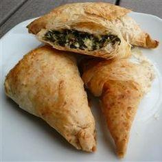 Spanikopita (Greek Spinach Pie) @ allrecipes.com.au