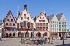 Frankfurt Am Main-Roemerberg