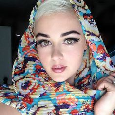 Stefania Ferrario - Playing with headscarves