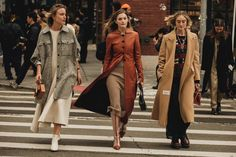 The Best Street Style at New York Fashion Week Autumn/Winter 2019 – Vogue Hong Kong Stockholm Fashion Week, New York Fashion Week Street Style, Fashion Week 2018, New York Street, Cool Street Fashion, Vogue Paris, New York Winter, New Yorker Mode