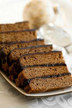polish old-fashioned gingerbread - Piernik staropolski