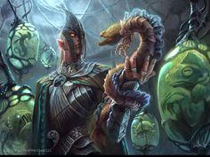 Master Biomancer (1680x1260) Magic the Gathering artwork