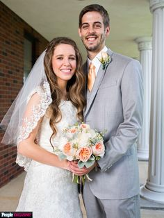 45 Best Wedding Ideas Images Wedding Jill Duggar Duggar Wedding