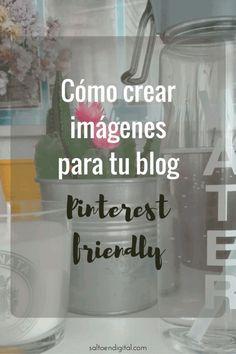Trucos para que las imágenes de tu blog sean Pinterest Friendly y conseguir así más likes, pines y repines.