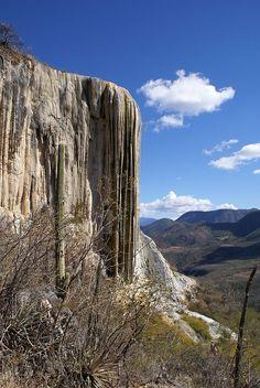 ... Tudo Roch@ ...: Conheça a incrível Cachoeira de Pedra, em Oaxaca, no México
