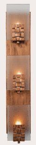 CanadaLightingExperts | Dreamweaver - Three light Bath Sconce