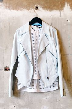 The perfect little summer jacket by Funktional from Redeemus #r29mystylist