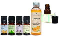 Comment lutter contre l'urticaire avec les huiles essentielles ?