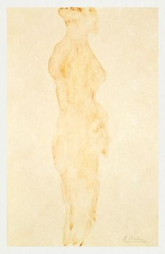Nude Standing, Side View by Auguste Rodin. Original from Yale University Art Gallery. Digitally enhanced by rawpixel. | free image by rawpixel.com Auguste Rodin, Classical Art, Modern Sculpture, Free Illustrations, Side View, Antique Art, Free Images, Cool Photos, Art Gallery