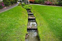 Bodnant Gardens Snowdonia North Wales