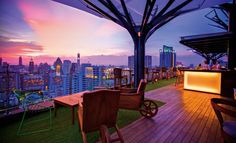 Bangkok's Best Outdoor Bars The top al fresco rooftops, gardens and riverside terraces to drink in Bangkok. By BK staff | Oct 31, 2013 - See more at: http://m.bk.asia-city.com/nightlife/article/bangkoks-best-outdoor-bars#sthash.6cYLbrUU.dpuf