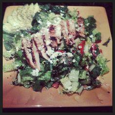Chicken salad. Nom.