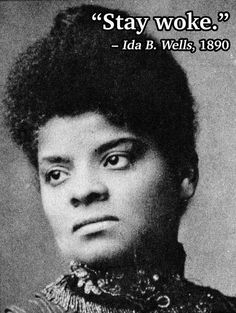 Ida Bell Wells-Barnett , more commonly known as Ida B. Wells, was an African-American journalist, newspaper editor, suffragist, .Ida B. Wells-Barnett was a fearless anti-lynching crusader, suffragist, women 's rights In 1889 Wells became a partner in the Free Speech and Headlight..Examine the life of Ida B. Wells, known for her efforts and accomplishments on behalf of Wells eventually became an owner of the Memphis Free Speech and .The oldest of eight children, Ida B. Wells was born in Holly…