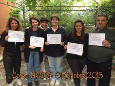 Corso HACCP-31 Ottobre 2015