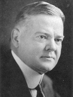 Herbert Hoover, mining engineer, humanitarian, statesman, and 31st President of the United States, was born August 10, 1874 in a simple two-room cottage in West Branch, Iowa.