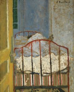 """""""Edouard Vuillard - intimate. """"The expressive techniques of painting are capable of conveying an analogy but…"""""""