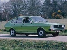 Volkswagen Passat (1974)   Design: Giorgetto Giugiaro