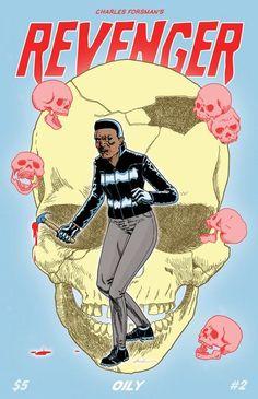 Revenger  Cele mai bune benzi desenate din 2015 http://www.webcomics.ro/2015/12/cele-mai-bune-benzi-desenate-din-2015-partea-i/
