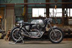 Harley-Davidson XL1200 Rocket Boy SS by Berry BadsBikes
