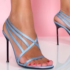 60 Dressy Shoes That Will Make You Look Fantastic - Women Shoes Styles & Design Crazy Shoes, Me Too Shoes, Shoe Boots, Shoes Sandals, Blue Sandals, Dressy Shoes, Casual Shoes, Hot High Heels, Black Heels