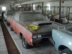 Mopars found in Barns. #ClassicNation