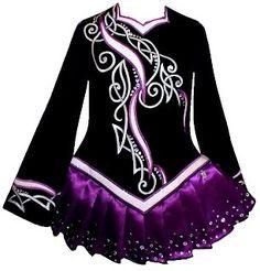 2012 Dresses - Kirations Irish Dance Dresses- love!